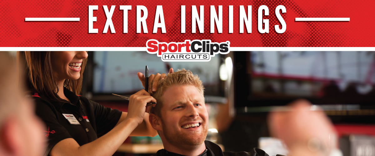 The Sport Clips Haircuts of Gastonia - East Franklin Blvd Extra Innings Offerings